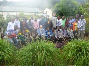 LHL - Seit 1988 Entwicklungszusammenarbeit auf Augenhöhe