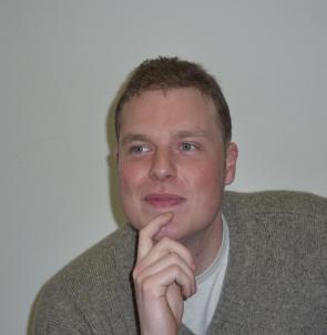 Portrait de Oliver Kloecker