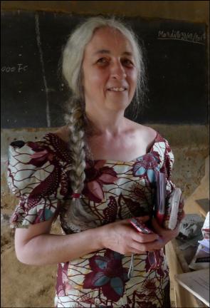 Portrait de Irene Freimark-Zeuch