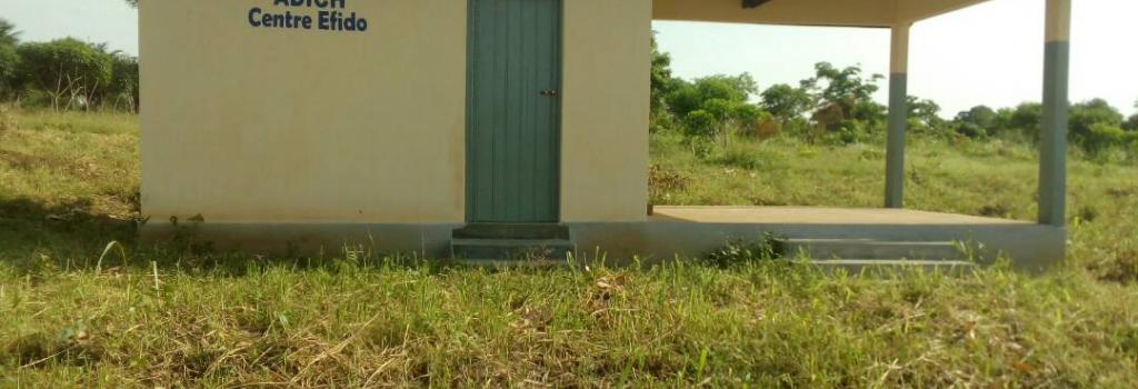 Le centre agricole à Atakpamé / Togo