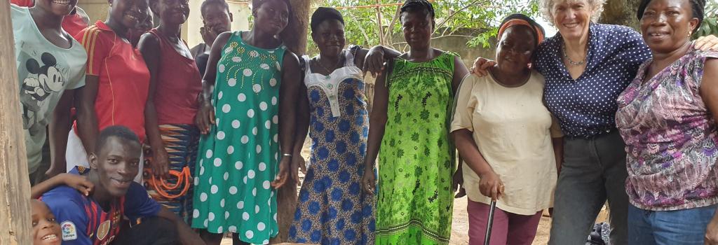 Le foyer à 3 pierres très amélioré des femmes d'Atakpamé et Klala